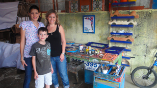 Yislein, Alonso and I